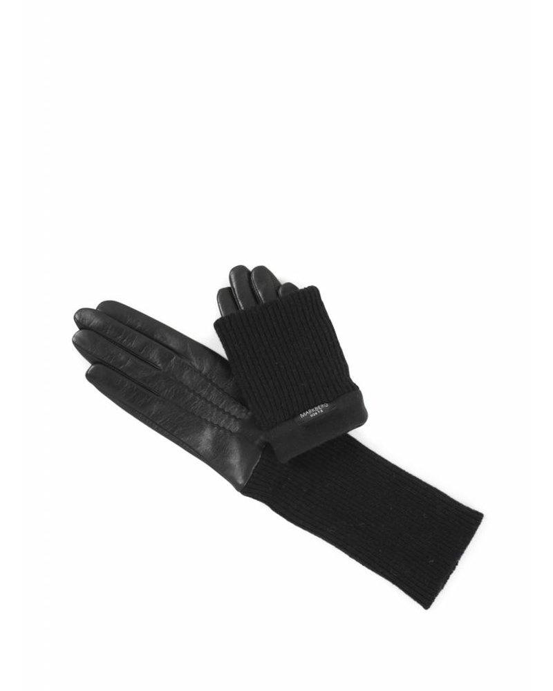 markberg helly handschoenen zwart