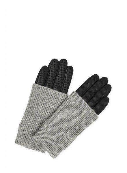 markberg helly gloves grey