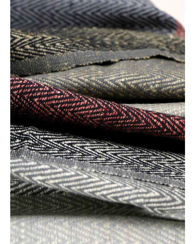 karigar sjaal warm rood mix  tokyo