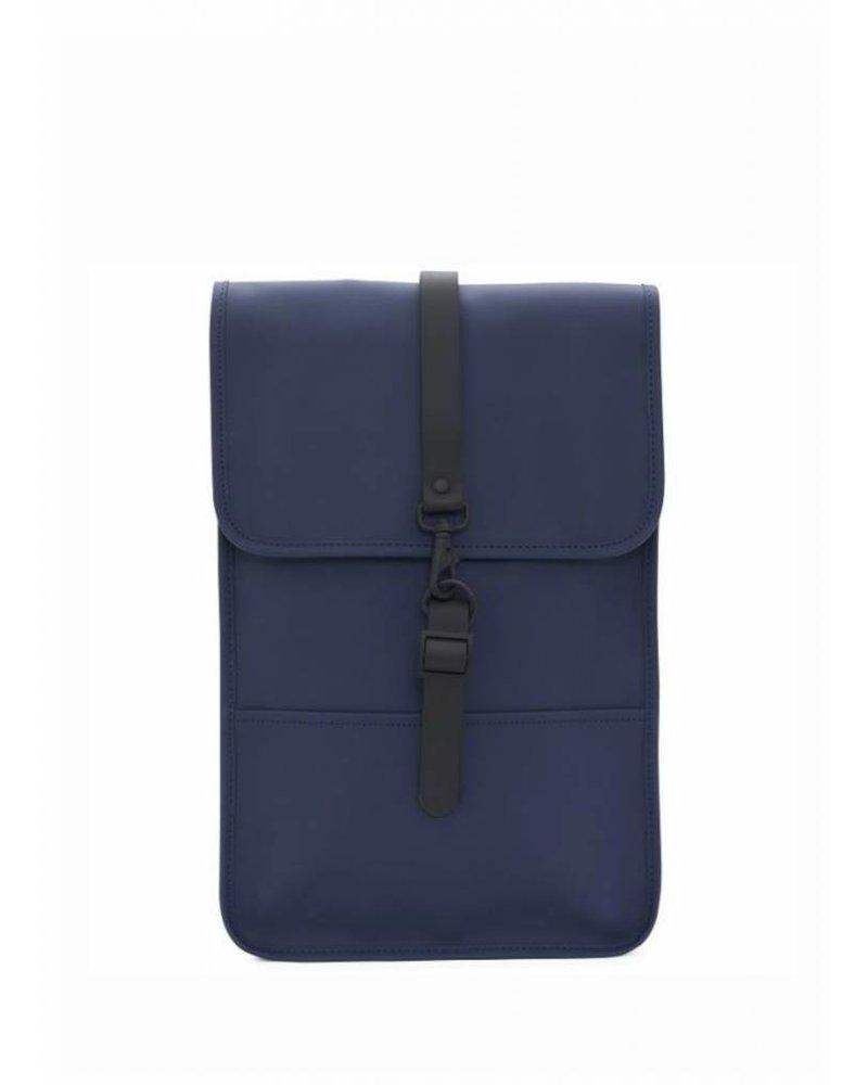 rains backpack mini navy blue