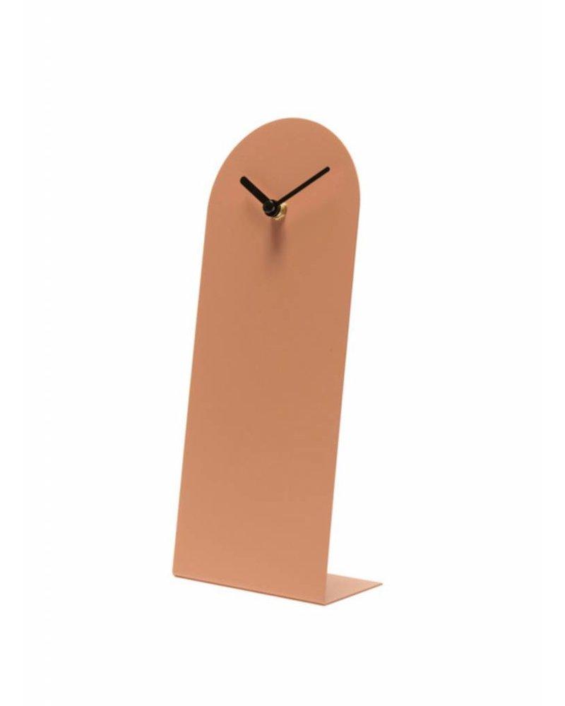 van tjalle & jasper klokkie clock pink
