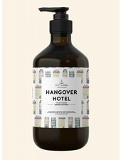 the gift label hangover hotel handlotion