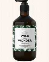 the gift label wild and wonder handzeep