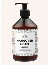 the gift label hangover hotel handsoap