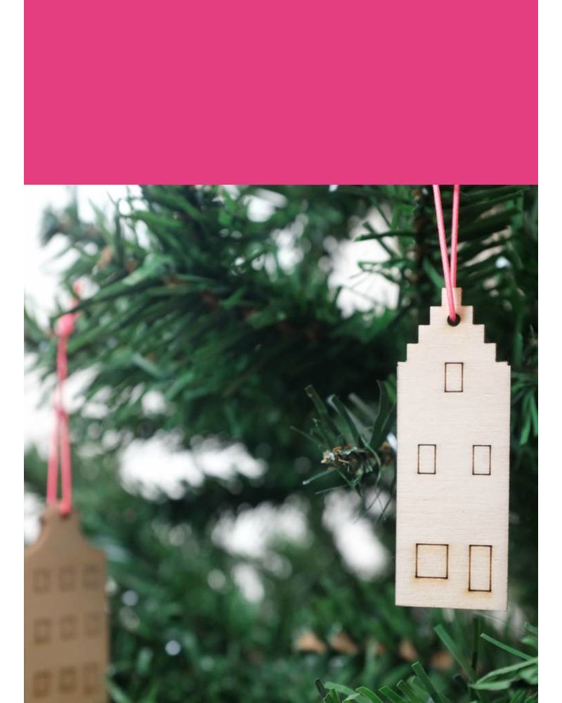 cre8 grachtenhuisjes ornamenten