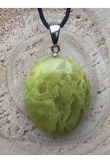 hanger opaal groen hanger