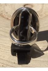 sarder onyx zilver