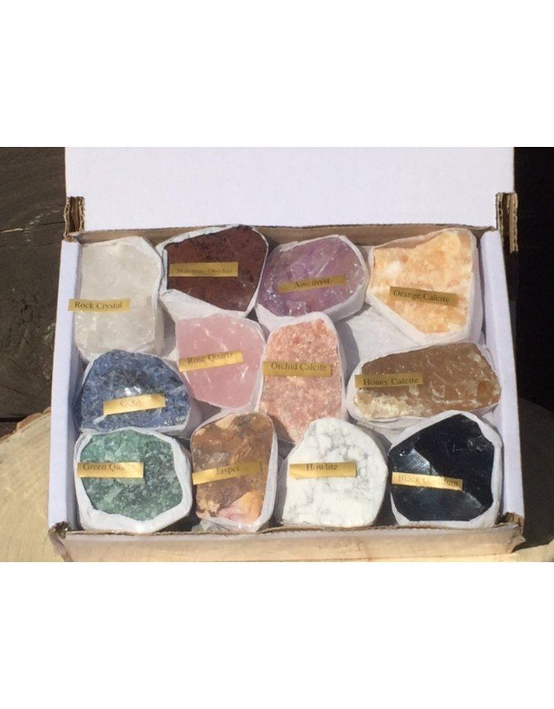 mineralen ruw mix doos