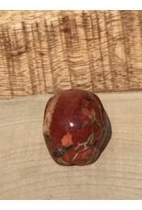 rode jaspis schedel