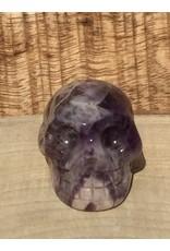 amethyst schedel