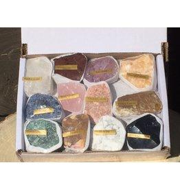 SALE: mineralen ruw mix doos