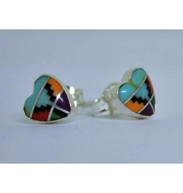 Navajo stijl oorstekers