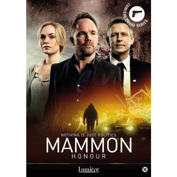 MAMMON SEIZOEN 2 - HONOUR   DVD