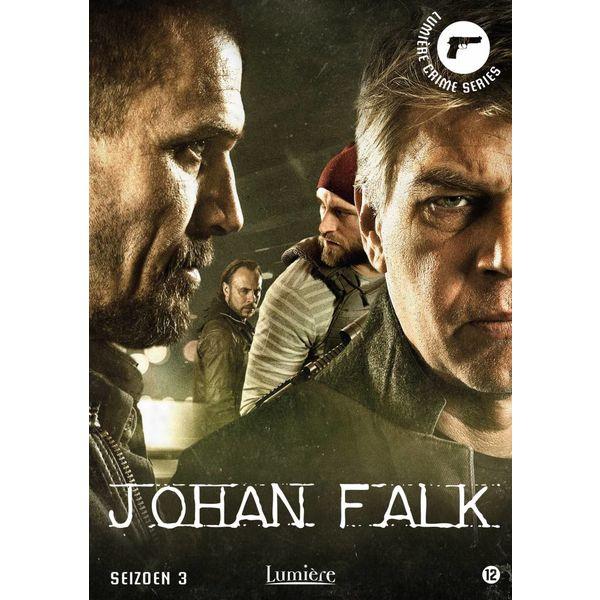 JOHAN FALK SEIZOEN 3 | DVD