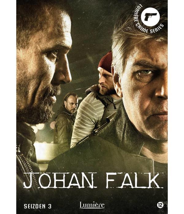 Lumière Crime Series JOHAN FALK SEIZOEN 3 | DVD