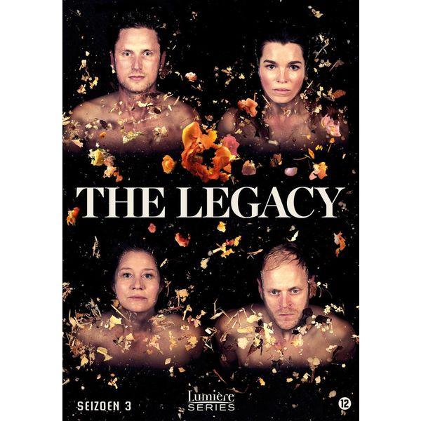 THE LEGACY SEIZOEN 3 | DVD