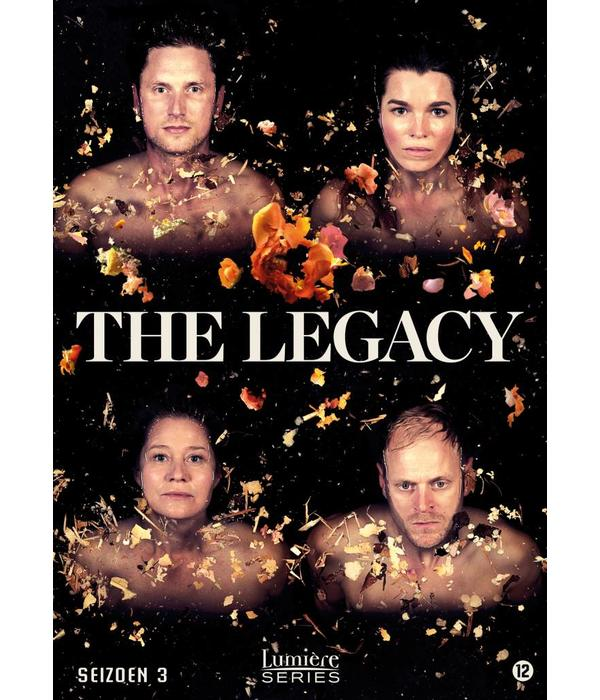Lumière Series THE LEGACY SEIZOEN 3   DVD