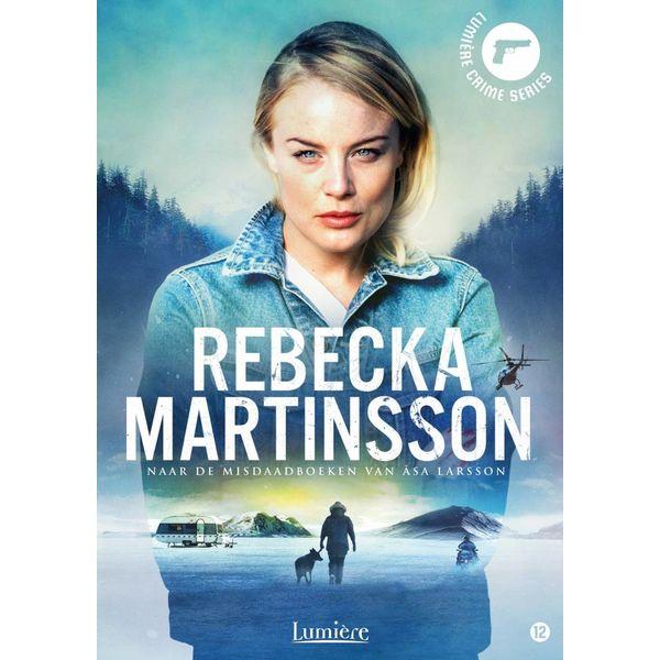 REBECKA MARTINSSON SEIZOEN 1   DVD