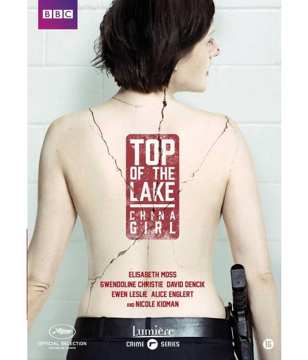 Lumière Crime Series Top of the Lake: China Girl | DVD