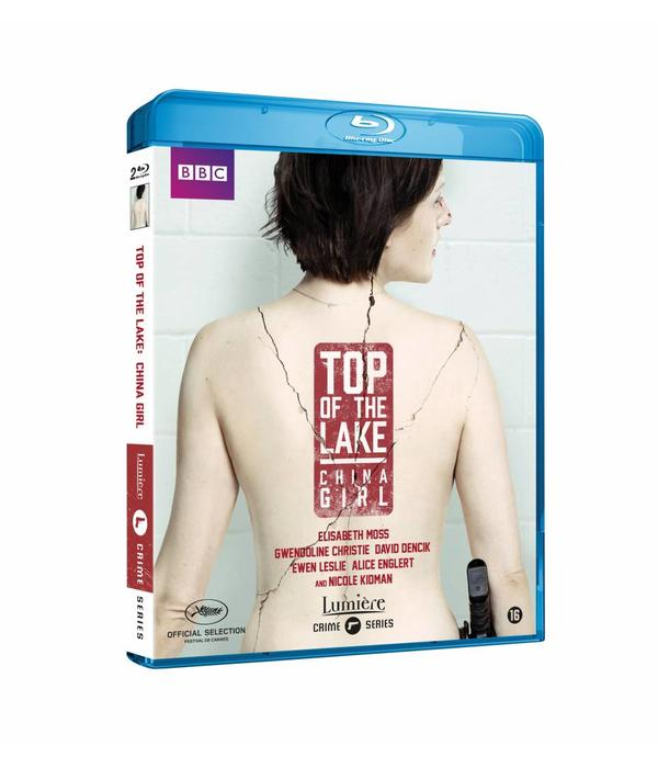 Lumière Crime Series Top of the Lake: China Girl (Blu Ray)