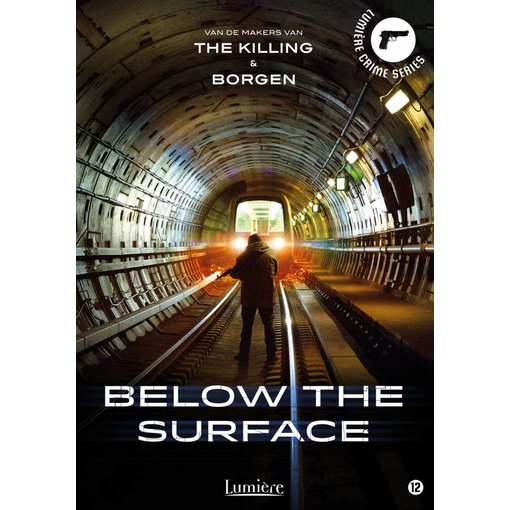 Lumière Crime Series Below The Surface | DVD
