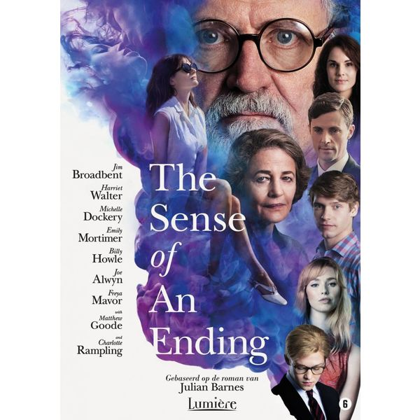 SENSE OF AN ENDING | DVD