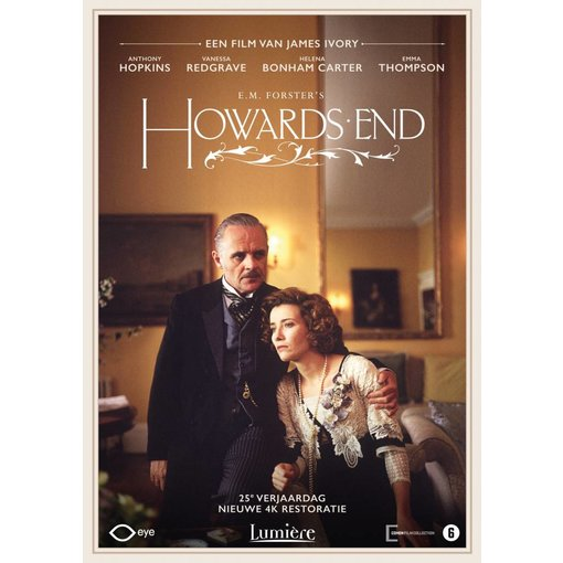Lumière Howards End | DVD