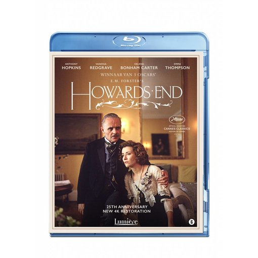 Lumière Howards End - (Blu Ray)