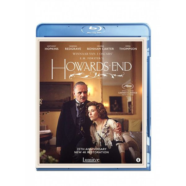 Howards End - (Blu Ray)