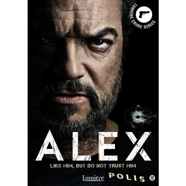 ALEX SEIZOEN 1 | DVD