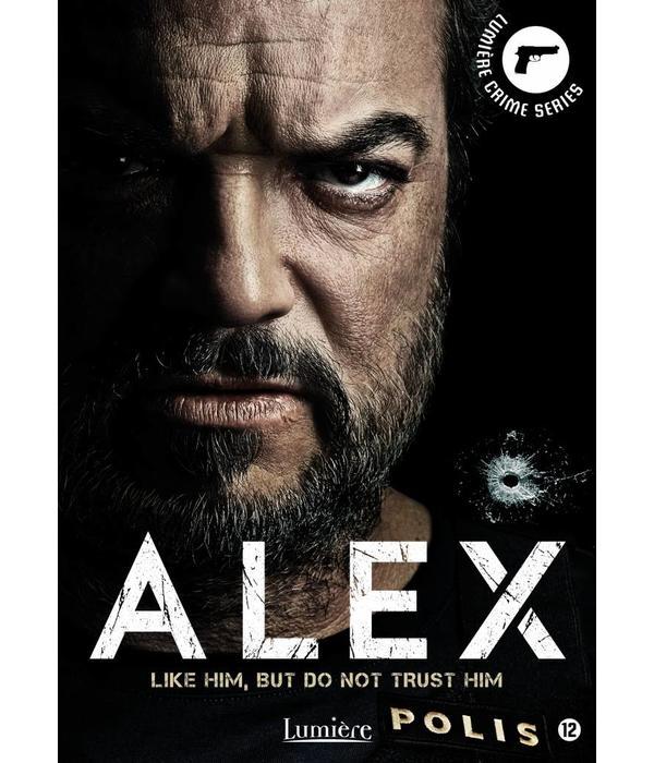 Lumière Crime Series ALEX SEIZOEN 1 | DVD