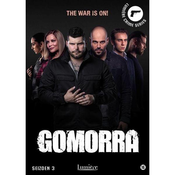 GOMORRA - SEIZOEN 3 | DVD