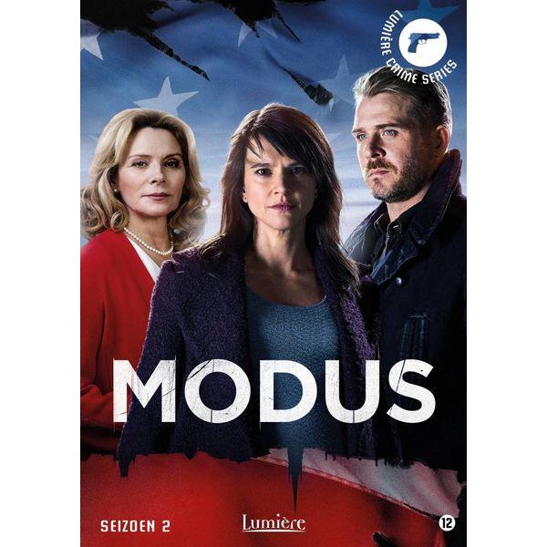 MODUS SEIZOEN 2 | DVD