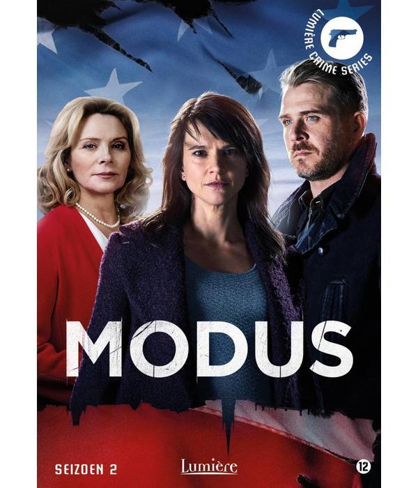 Lumière Crime Series MODUS SEIZOEN 2 | DVD
