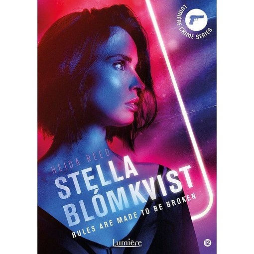 Lumière Crime Series STELLA BLÓMKVIST | DVD