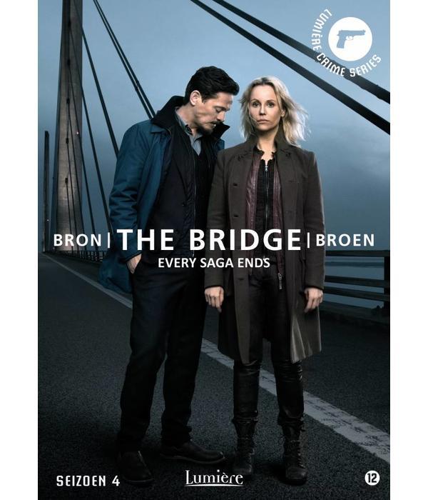 Lumière Crime Series THE BRIDGE Seizoen 4 | DVD