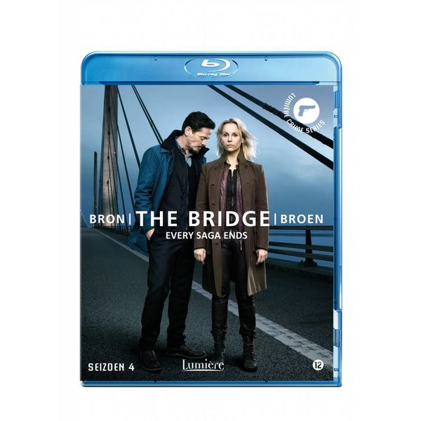THE BRIDGE Seizoen 4 - (Blu Ray)