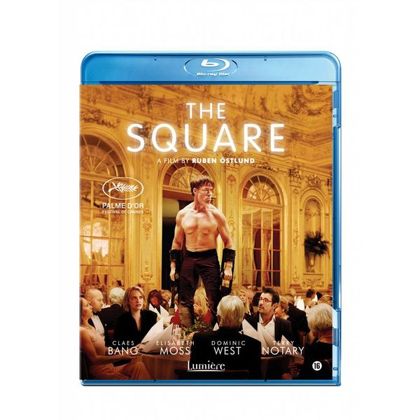 THE SQUARE - (Blu Ray)