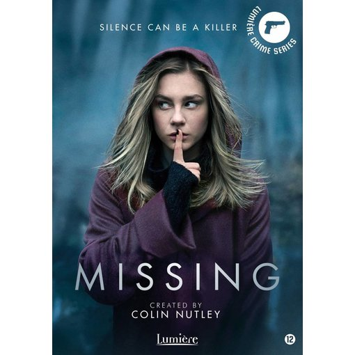 Lumière Crime Series MISSING | DVD