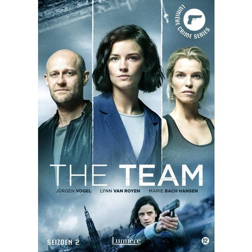 Lumière Crime Series THE TEAM SEIZOEN 2 | DVD