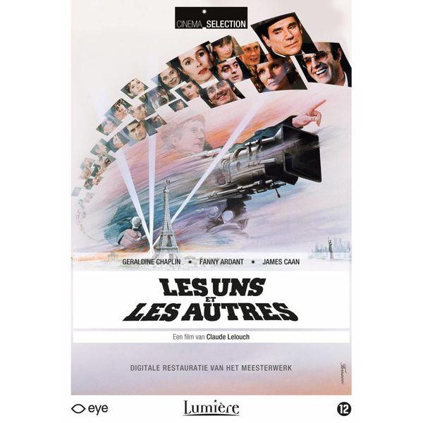 LES UNS ET LES AUTRES | DVD
