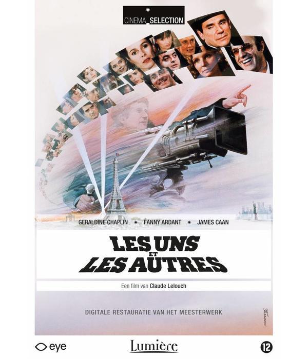Lumière Cinema Selection LES UNS ET LES AUTRES (gerestaureerd) | DVD
