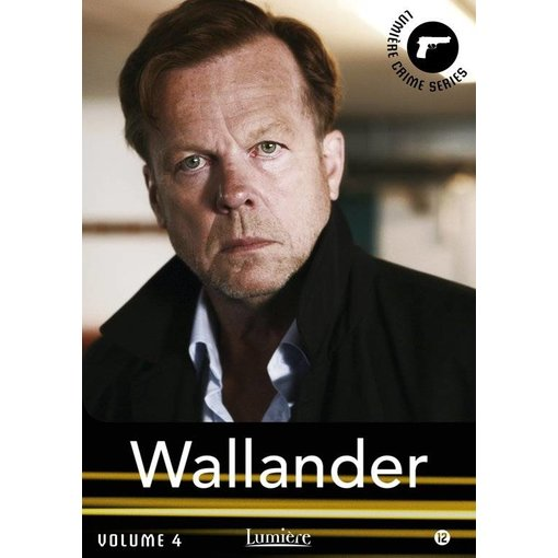 Lumière Crime Series WALLANDER - volume 4 | DVD