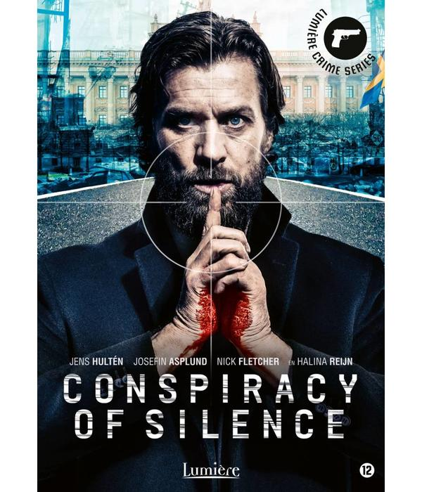 Lumière Crime Series Conspiracy of Silence | DVD