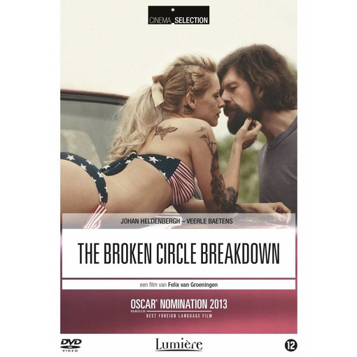 Lumière Cinema Selection BROKEN CIRCLE BREAKDOWN | DVD