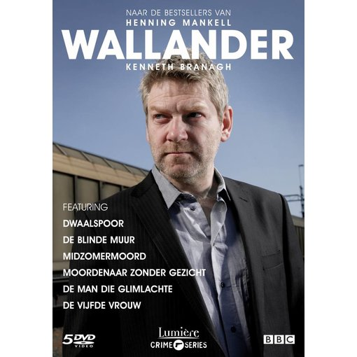 Lumière Crime Series Wallander BBC 1 + 2 | DVD
