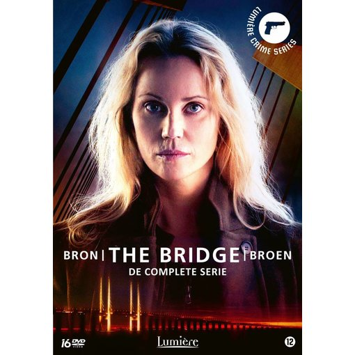 Lumière Crime Series THE BRIDGE De Complete Serie S1-4 | DVD