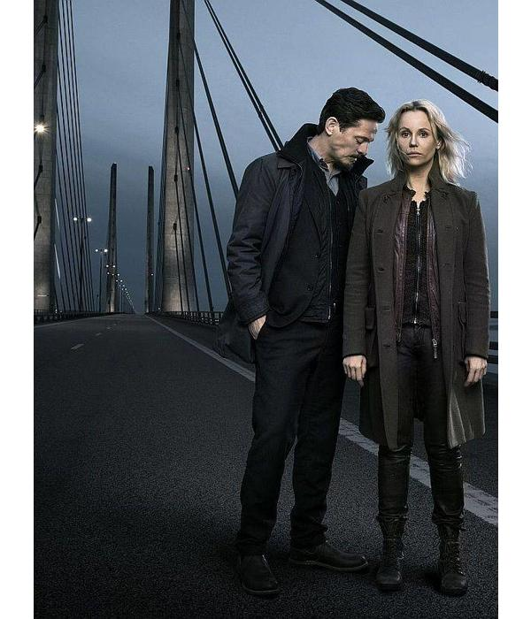 Lumière Crime Series THE BRIDGE De Complete Serie S1-4 | DVD