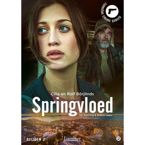SPRINGVLOED Seizoen 2 | DVD