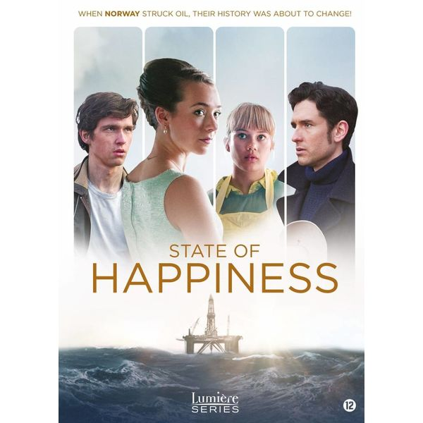 STATE OF HAPPINESS SEIZOEN 1 | DVD